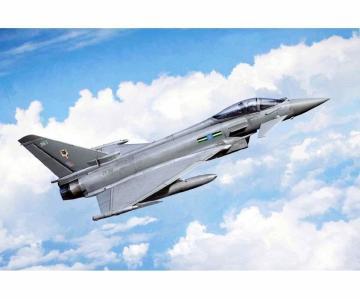 RAF EF-2000 Eurofighter Typhoon · IT 1457 ·  Italeri · 1:72