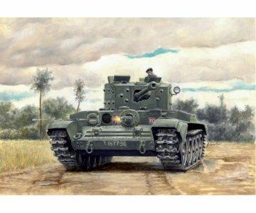 Cromwell Mk. IV w/o Paint · IT 15754 ·  Italeri · 1:56