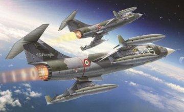 F-104G/S Starfighter · IT 2502 ·  Italeri · 1:32