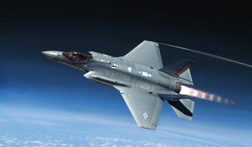 Lockheed F-35A Lightning II · IT 2506 ·  Italeri · 1:32