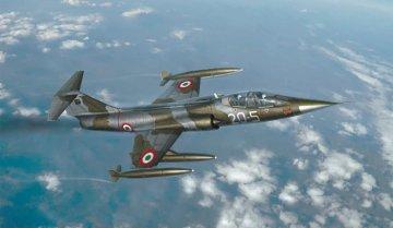 Starfighter TF-104G · IT 2509 ·  Italeri · 1:32