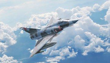 Mirage III E/R · IT 2510 ·  Italeri · 1:32