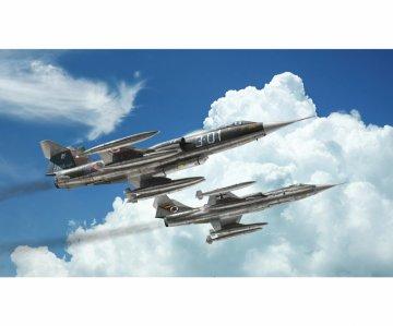 F-104G/S - RF-104G Starfighter · IT 2514 ·  Italeri · 1:32