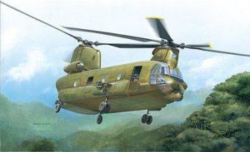 ACH-47A Armed Chinook · IT 2647 ·  Italeri · 1:48