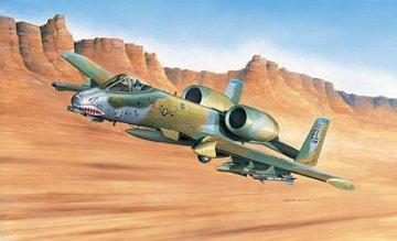 A-10 A Thunderbolt I · IT 2655 ·  Italeri · 1:48