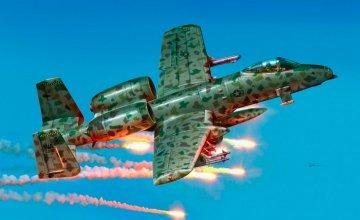 A-10A `Jaws` · IT 2659 ·  Italeri · 1:48