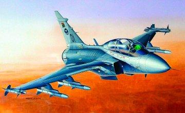 JAS 39 Gripen Twin Seater · IT 2664 ·  Italeri · 1:48