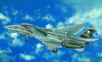 F-14A Tomcat · IT 2667 ·  Italeri · 1:48