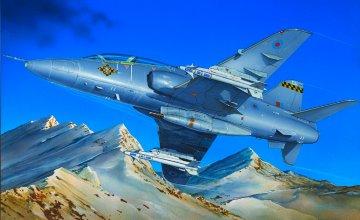 Hawk T. Mk.1 · IT 2669 ·  Italeri · 1:48
