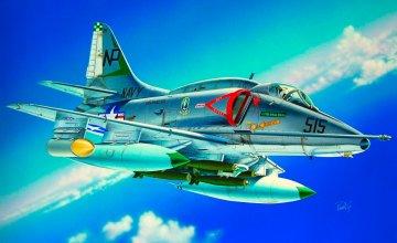 A-4E/F Skyhawk · IT 2671 ·  Italeri · 1:48