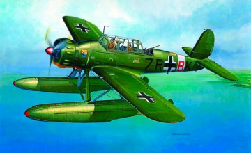 Arado Ar 196 A-3 · IT 2675 ·  Italeri · 1:48