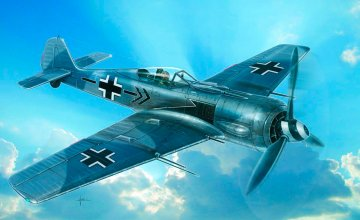 Focke-Wulf Fw 190 A-8 · IT 2678 ·  Italeri · 1:48
