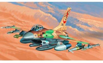 F-16D Barak · IT 2686 ·  Italeri · 1:48