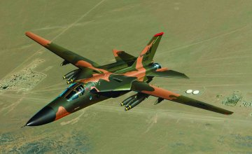 F-111F Aardwark · IT 2689 ·  Italeri · 1:48