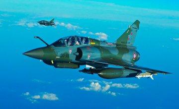 Mirage 2000 D L · IT 2707 ·  Italeri · 1:48