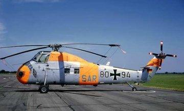 UH-34J Helikopter · IT 2712 ·  Italeri · 1:48