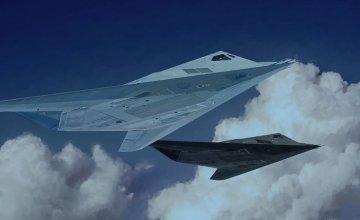 F-117A Nighthawk · IT 2750 ·  Italeri · 1:48