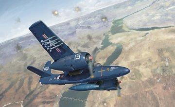 F7F-3 Tigercat · IT 2756 ·  Italeri · 1:48