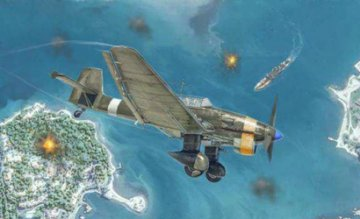 Junkers Ju 87 B-2/R-2 Stuka Picchiatello · IT 2769 ·  Italeri · 1:48