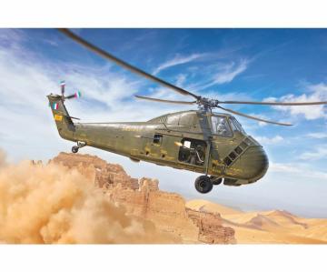 HUS-1 Sea Horse / UH-34D · IT 2776 ·  Italeri · 1:48