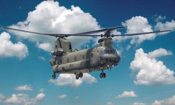 Chinook HC.1 / CH-47D · IT 2779 ·  Italeri · 1:48