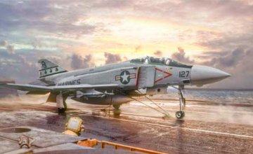 F-4J Phantom II · IT 2781 ·  Italeri · 1:48
