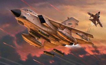 Tornado GR.1/IDS - Gulf War · IT 2783 ·  Italeri · 1:48