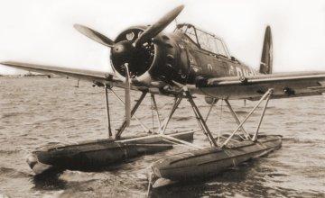 Arado Ar 196 A-5 · IT 2784 ·  Italeri · 1:48