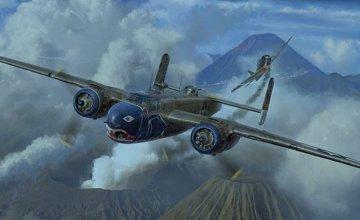 B-25G Mitchell · IT 2787 ·  Italeri · 1:48