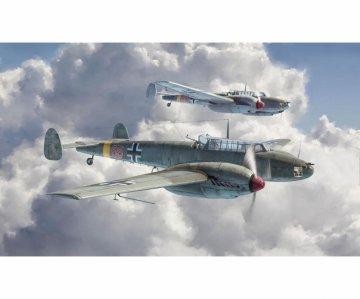 Messerschmitt BF 110 C-D · IT 2794 ·  Italeri · 1:48