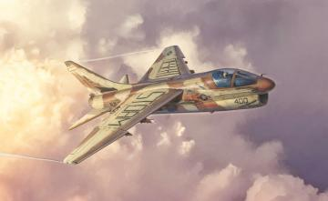A-7E Corsair II · IT 2797 ·  Italeri · 1:48