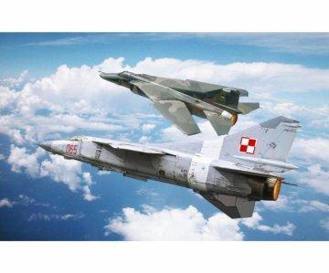 MiG-23 MF/BN Flogger · IT 2798 ·  Italeri · 1:48