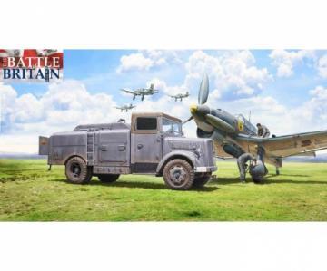 Sd.Kfz.385 Tankwagen - Battle of Britain · IT 2808 ·  Italeri · 1:48