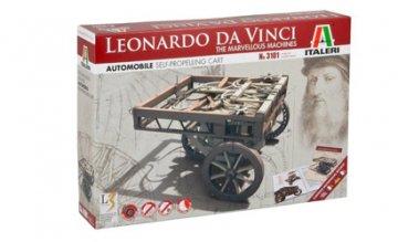Da Vinci`s Automobile · IT 3101 ·  Italeri