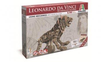 Da Vinci`s Il Leone Meccanico · IT 3102 ·  Italeri · 1:10