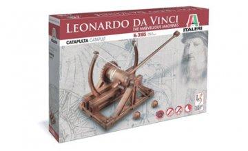 Da Vinci`s Catapult · IT 3105 ·  Italeri · 1:10