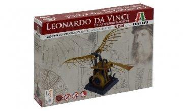 Leonardo DaVinci Flying Machine(ORNITHOPTER) · IT 3108 ·  Italeri