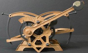 Leonardo Da Vinci Rolling ball Timer · IT 3113 ·  Italeri