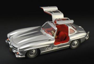 Mercedes-Benz 300 SL Gullwing · IT 3612 ·  Italeri · 1:16
