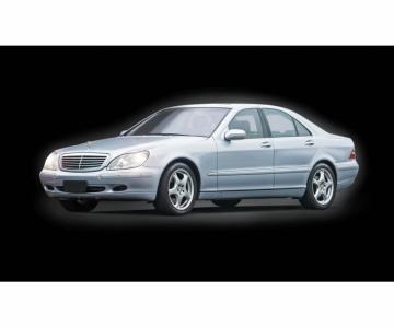 Mercedes Benz 600S · IT 3638 ·  Italeri · 1:24