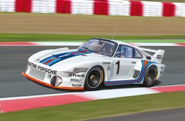Porsche 935 Baby · IT 3639 ·  Italeri · 1:24