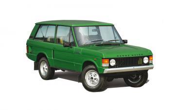 Range Rover Classic · IT 3644 ·  Italeri · 1:24