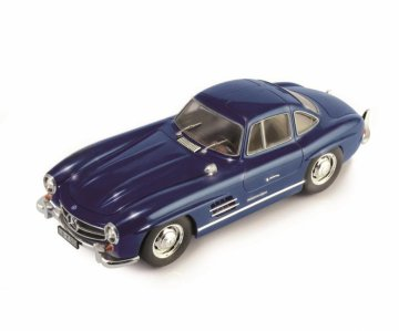 Mercedes Benz 300 SL Gull Wing · IT 3645 ·  Italeri · 1:24
