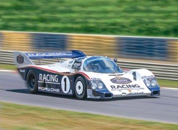 Porsche 956 · IT 3648 ·  Italeri · 1:24