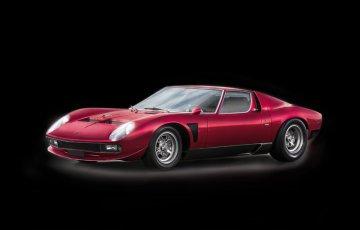 Lamborghini Miura Jota SVJ · IT 3649 ·  Italeri · 1:24