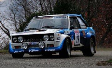 Fiat 131 Abarth Rally · IT 3662 ·  Italeri · 1:24