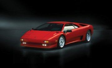 Lamborghini Diabolo · IT 3685 ·  Italeri · 1:24