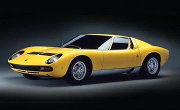 Lamborghini Miura · IT 3686 ·  Italeri · 1:24
