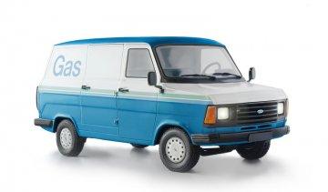 Ford Transit Mk. II · IT 3687 ·  Italeri · 1:24