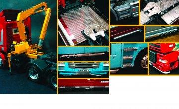 Truck Accessories - set II · IT 3854 ·  Italeri · 1:24